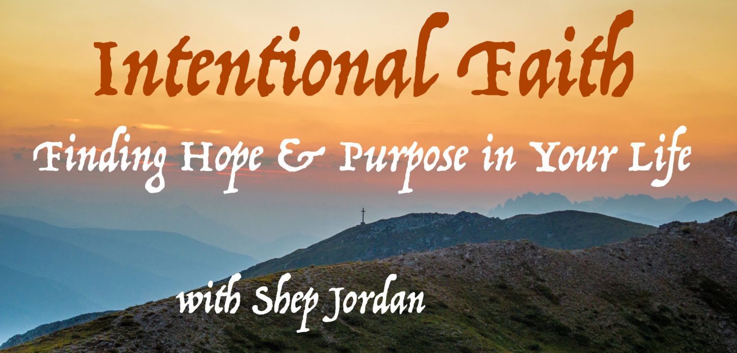 Purpose Driven Life Quotes The Purpose Driven Life  Intentional Faith With Shep Jordan